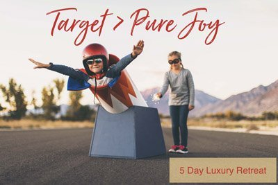 Bienestarwellbeing - target pure joy retreat